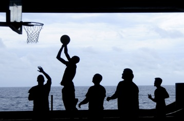 uss-nimitz-basketball-silhouettes-sea-69773